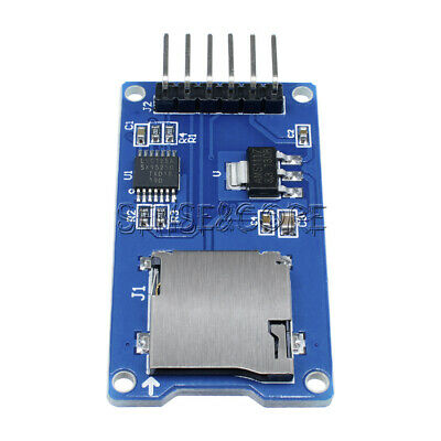 Micro SD Storage Module Mciro SD TF Card Memory Shield Module 6P SPI For Arduino