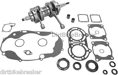 Yamaha RD 350 YPVS (1983-1995) Complete Crank Shaft & Engine Rebuild Kit
