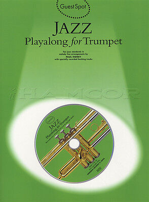 Jazz Playalong for Trumpet Sheet Music Book with CD Opus One Satin Doll