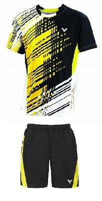 Victor Komplett Dress Thomas Cup und Korea National   Badminton Tischtennis Polo