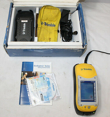 Trimble GeoXT GeoExplorer Pocket PC 50950-20 (Used As Is)
