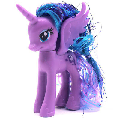 Original My Little Pony Friendship is Magic Princess Luna Figure Toy Kids Gift