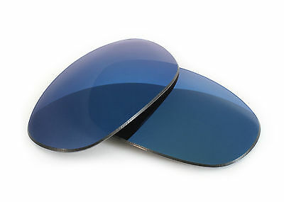 FUSE+ Lenses for Ray-Ban RB3478 (63mm) Midnight Blue Mirror Polarized