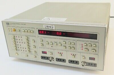 HP 3776A PCM Terminal Test Set With Opt. 001