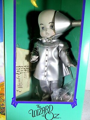"""Boxed The Wizard Of Oz Effanbee Patsy As The Tin Man Doll 2005 13"""""""