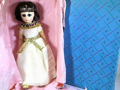 Madame Alexander Doll 11 Inches Cleopatra