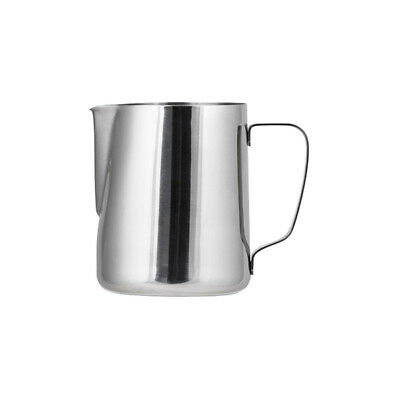 3x Milk Frothing Jug 1000mL Stainless Steel Coffee Steaming Creamer Pitcher NEW