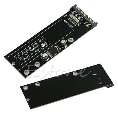 2011 Apple Macbook Air  A1369 A1370 Drive SSD to SATA Adapter Replacement New