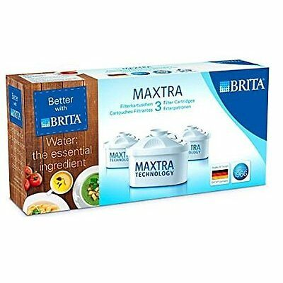 BRITA MAXTRA Water Filter Cartridges - Pack of 3 *FREE EXPRESS DELIVERY*