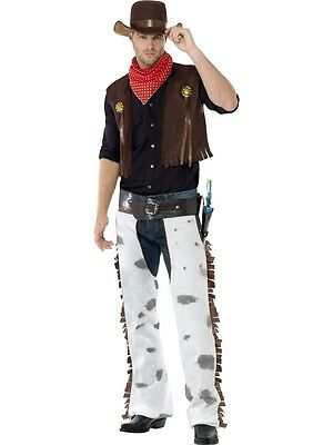 2b211702899d SMIFFYS FANCY DRESS Village People Cowboy Outfit - Brand New - - EUR ...