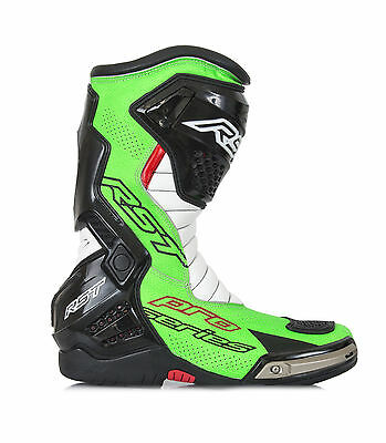 RST Pro Series 1503 Neon Green Size EU 47 (UK 12) **OUR PRICE £179.99**