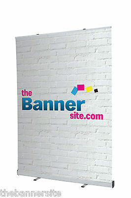 Extra Wide 1.5M / 150Cm Roller Banner Pull / Roll / Pop Up Stand