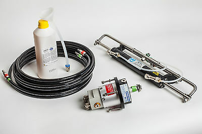 hydraulic steering system, complete kit   150hp outboard boat engine hydrodrive