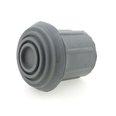 Various Grey Rubber Ferrules End Caps Stoppers For Ironing Boards Step Ladders