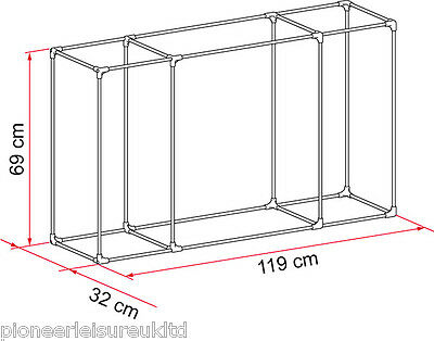 FIAMMA internal frame for Cargo Back storage bag 06106-01-
