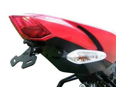 Ducati Streetfighter 848 2012 - Onwards Evotech Performance Tail Tidy