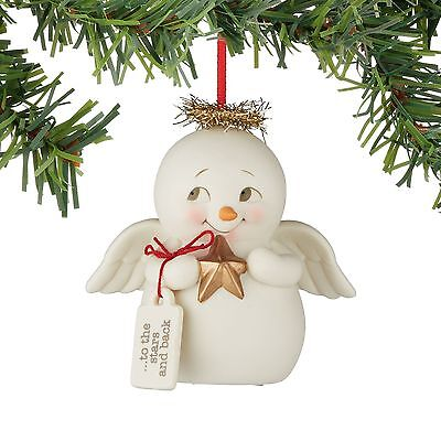 Department 56 Snowpinion To The Stars and Back Ornament 4051446