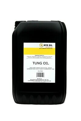 Tung Oil 25 litre 100% Pure Highest Quality