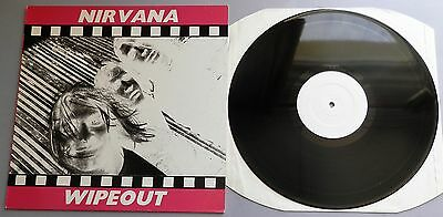 Nirvana - Wipeout 1993 Big Wave Records LP