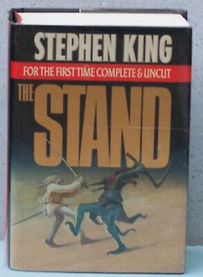 The Stand (The Complete & Uncut Edition)-Stephen King ( Item US 345 )