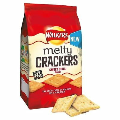 Walkers Melty Crackers Sweet Chilli 130g