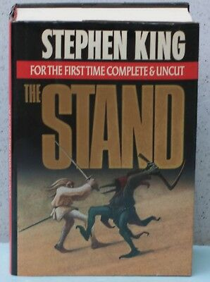 The Stand (The Complete & Uncut Edition)Stephen King ( Item  US 352 )