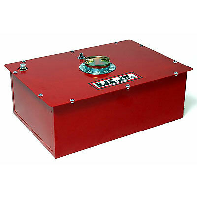 RJS Metal Fuel Cell Can, Economy, 32 Gallon
