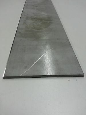 "1/8"" x 2"" 304 Stainless Steel Flat Bar x 48"""