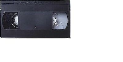 100 Maxell Vhs T-15 Tab In
