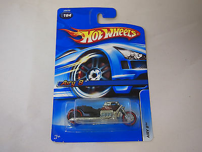 Hot Wheels ISSUE 2006 AIRY 8 MOTORCYCLE #164
