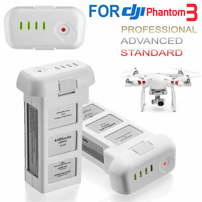 For Dji Phantom 3 Se Professional Advanced Standard 4k Drone