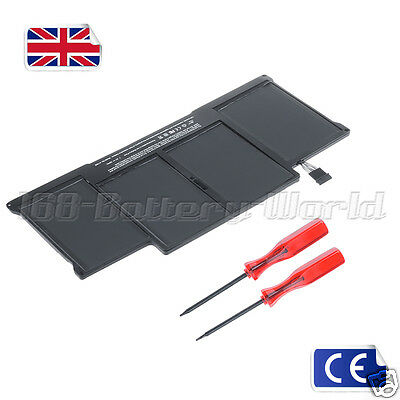 """Replacement A1405 Battery for MacBook Air 13"""" A1466(yr2012) & A1369(yr2011)"""