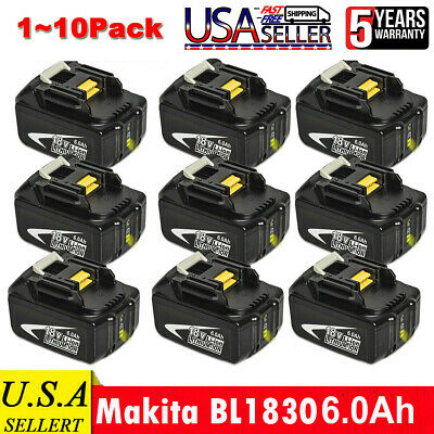 LP-E6 Battery + Charger for Canon EOS 5D Mark II III 6D 60D 7D 70D DSLR Camera