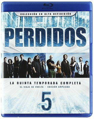 Perdidos  Temporadas 5  En Bluray