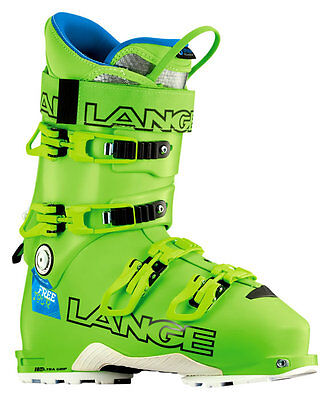 Scarponi Sci Free Tour LANGE XT 130 FREETOUR LV stag. 2016/17 NEW MODEL