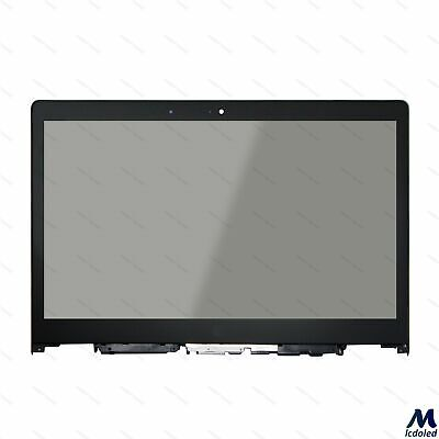 LCD Display N140HCE-EBA Touch Screen Glass Assembly + Bezel for Lenovo Yoga 3 14