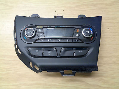 Ford Focus Climate Heater Panel Digital Control Switches Bm5T18C612Ck
