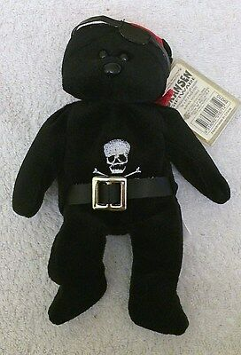 Beanie Kid - BK210 - Ahoy the Bear BNWT