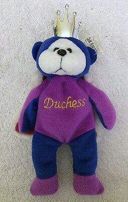 Beanie Kid - BK259 Duchess the Bear BNWT