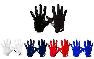 Cutters s451 Rev Pro 2.0 Solid Color Receiver Gloves ADULT (Pair)