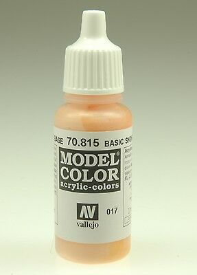 Vallejo 70815 Model Color Basis Hautton, Matt, 17 ml (16,18 € / 100 ml)