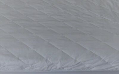 Slight Second Quilted Pollycotton Elasticated / Deep Skirt Mattress Protector