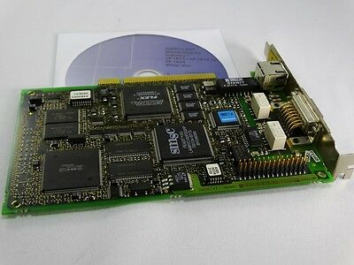 SIEMENS SIMATIC S7 CP1613 NET Ethernet PCI Karte 6GK1161-3AA00 E-Stand 3 (4562)