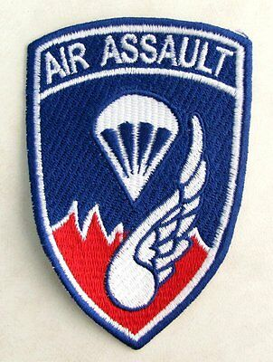 US Army Airborne The 187th Infantry Regiment Air Assault  Parachute badge  Patch