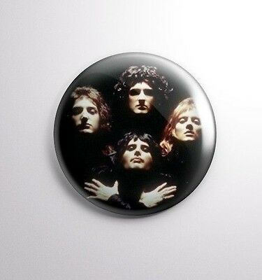 QUEEN -  Pinbacks Badge Button Pin 25mm 1''*