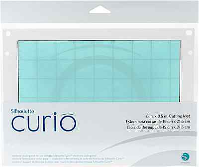 "Silhouette Curio One X 6"" X 8.5"" Cutting Mat"