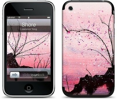 GelaSkins Protective Skin for Apple iPhone 3G/3GS - Shore