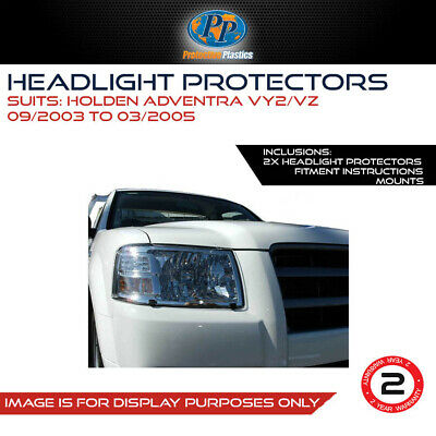 Headlight Protector To Suit Holden Commodore Vy/berlina/calais 02-06