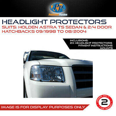 Headlight Protector To Suit Holden Ts Astra 98-04