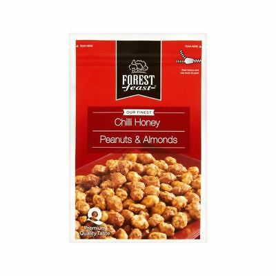 Forest Feast Chilli Honey Peanuts & Almonds 250g